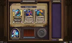 Top Tier Hearthstone Decks August by Hearthstone Players Aren U0027t Happy With The Arena Mode U0027s Forced