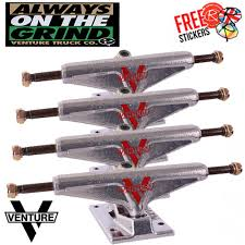 Venture Skateboard Trucks (PAIR), All Sizes | EBay