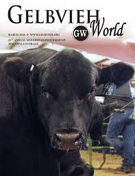 March 2016 Gelbvieh World By American Gelbvieh Association - Issuu Davidson Jackpot 74z Salebook Bull Barn Saler Semen Competive Edge Genetics Abs Global Inc Bovine Reproduction Services And December 2011 Horizons By Genex Cooperative Issuu Lookout Mountain Llc Home Facebook Znt Cattle Co 2012 44 Arsenal 4w07 Kittle Farms Hart Star 35y43 For Sale 2014