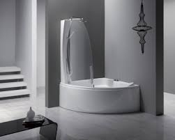 duschwand für badewanne sorgt für mehr stil und komfort