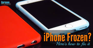 iPhone Frozen Here s How to Fix It German Pearls