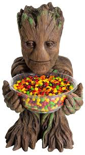 Halloween Voice Changer by Guardians Of The Galaxy Groot Candy Bowl Holder 1psf 809880