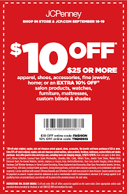 JCPenney Coupons - $10 Off $25 At JCPenney, Or Online Via ...