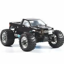 100 Gas Powered Rc Monster Trucks HSP 110 Scale 4WD Offroad Nitro Fuel Truck RC Car