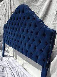 Velvet Headboard King Size by Best 25 Tufted Headboards Ideas On Pinterest Diy Tufted