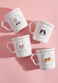 Thank Meow Later Mug Set