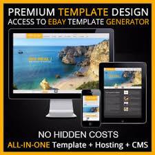 Image Is Loading Premium EBay Listing Template Design Auction Mobile Responsive