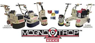 Edco Floor Grinder Polisher by Edco Equipment Development Co Magna Trap Grinders U0026 Tooling From