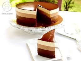 recette cuisine 3 entremets 3 chocolats la recette inratable gateau et cuisine