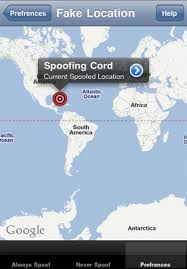 Fake Your iPhone Location Data with Location Spoofer