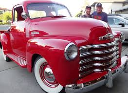 Me & My Car: '49 Chevy Pickup In Better Shape Than When New 10 Vintage Pickups Under 12000 The Drive 1953 Chevygmc Pickup Truck Brothers Classic Parts Ford Fr100 Panel Cammer Side Angle 1920x1440 Wallpaper Chevrolet For Sale Classiccarscom Cc1055873 Rare Custom Built 1950 Double Cab Youtube Chevy 1949 1951 1952 49 50 51 52 Panal Van Rat 1954 Hot Rod Network 4719551 Suburban Bolton S10 Frame Swap