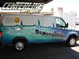100 Truck Rental Tucson Centerline Wraps Signs And Design VAN WRAPS