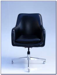 Office Chair With Arms Or Without by Office Chair No Wheels With Arms Chairs Home Design Ideas