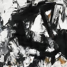 Saatchi Art Artist Karri Allrich Painting All That Jazz Black And White
