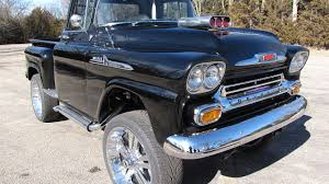 Chevrolet Apache Classics For Sale - Classics On Autotrader 1959 Chevrolet Apache For Sale Classiccarscom Cc954764 Sale Near Charlotte North Carolina 28269 300327equipped Napco 44 31 Project Bring A Trailer Suburban 4x4 Clean Vintage Truck Chevy Fleetside Truck 4x4 Chevrolet Apache Stepside Pickup Truck 1958 What Your 51959 Should Never Be Without Myrideismecom Panel Van Stock Photos Images Alamy Hot Rod Network This Equipped 3600 Is A No Nonse Go