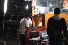100 Taco Truck Pasadena Master Al Pastor At Leos The Unvegan
