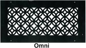 Decorative Wall Air Return Grilles by Decorative Wall Grilles Return Air Vent