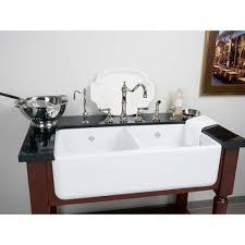 shaws original two bowl farmhouse sink shaws online
