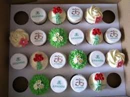 Cupcakes For An Arbonne Launch X BusinessSpa PartyLaunch