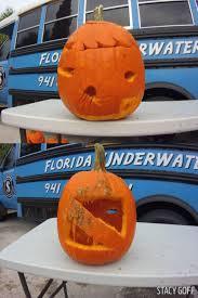 Free Shark Pumpkin Carving Templates by Underwater Pumpkin Carving Photos Sport Diver