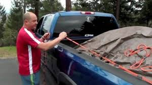 100 Tie Downs For Trucks LoopRope For Downs Made Easy YouTube