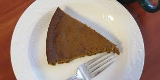 Crustless Pumpkin Pie by Crustless Pumpkin Pie Beyond Diet Recipes