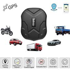Amazon.com: TKSTAR GPS Tracker With Strong Magnet For Car/Vehicle ...