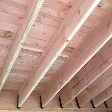 100 Exposed Joists Cedarwood Homes Sunroom Exposed Joists And Shiplap