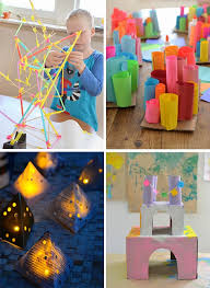 Art And Craft For Kids With Waste Material Hanging Get Ideas
