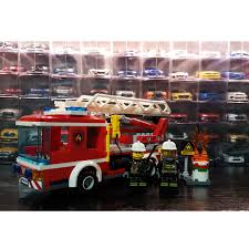 LEGO City Fire Ladder Truck, Toys & Games, Toys On Carousell