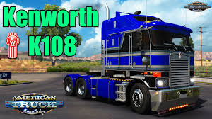 100 Kw Truck Kenworth S For ATS American Simulator