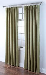 Sewing Curtains For Traverse Rods by Portland Foam Back Pinch Pleated Drapes U2013 Rust U2013 Renaissance