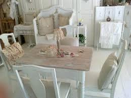 esszimmer im shabby chic style wohnen vintage deko