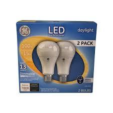 philips 100 watt daylight led bulb instacart