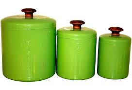 metal kitchen canisters – bloomingcactus