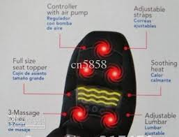 Back Massage Pads For Chairs by 23 Best Massage Pads For Chairs Images On Pinterest Massage