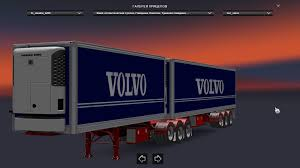 B-DOUBLES TRAILERS PACK 1.22 ETS2 -Euro Truck Simulator 2 Mods
