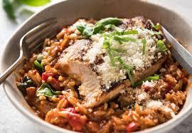 Risoni Pasta Recipe With Chicken