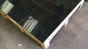 galaxy black granite tiles 12x12