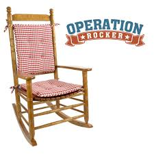 Indoor Rocking Chair Covers by Furniture Dazzling Design Of Rocking Chair Cushion Sets For Chic