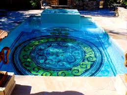 Waterline Pool Tile Designs by Kitchen Archaiccomely Pool Tiles Orlando For Inground Swimming