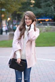 24 Gentle Light Pink Coat Outfits Styleoholic