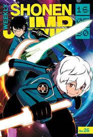 Weekly Shonen Jump 224