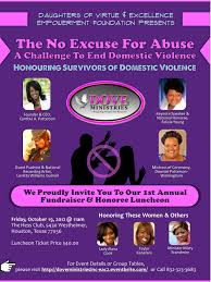 The No Excuse For Abuse Annual Luncheon Honoring Survivors