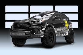 Hyundai Turned Its Santa Fe Into A Nitrous-boosted Off-roader For SEMA Photo Galleries Rockstar Energy Drink Dodge Ram With 20in Xd Ii Wheels Exclusively From Butler Series Rims In A Hemi 1500 Street Dreams Post Pics Of Rockstar Wheels On Your Trucks Chevy Truck Forum Sema 2017 Garagescosche Duramax Utv Rockstar Hitch Mounted Mud Flaps Best Fit Ford Energy Trophy Truck Forza Horizon 3 Logitech Ford 11 Trophy Showcase F150 2014 Test 2015 Aci Offers New Sizes For Ultimate And 2016 Gmc Suv V8 Models Can Increase