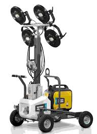 100 Atlas Lift Truck Copco Intros 3 New HiLight Electric LED Light Towers
