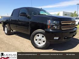 Pre Owned Black 2012 Chevrolet Silverado 1500 4WD Crew Cab 143.5