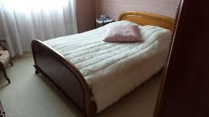chambre à coucher occasion chambre coucher merisier massif occasion clasf