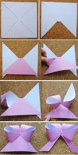 Simple Paper Bow Tie DIY Projects