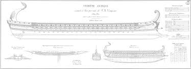 Model Ship Plans Free by Oar Powered Vessels The Model Shipwright